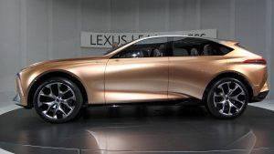 Auto Show de Detroit 2018 (NAIAS 2018): Lexus LF-1 Limitless Concept, un futuro SUV buque insignia