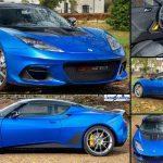 Lotus Evora GT410 Sport, más carga aerodinámica y menos peso