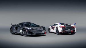 McLaren MSO X, 10 unidades de uso diario con alma de carreras