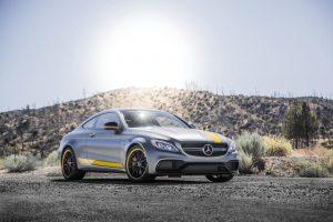 Mercedes-AMG C 63 Coupé Edition 1 2018: poder y lujo solo para unos poco