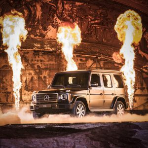Auto Show de Detroit 2018 (NAIAS 2018): Mercedes-Benz Clase G 2019, su segunda generación