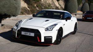 Nissan GT-R NISMO 2018: ahora más poderoso y especial.