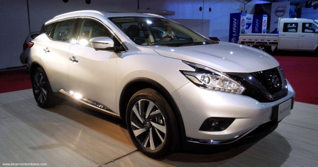 Nissan Murano 2018: vanguardia en estilo y tecnología ...