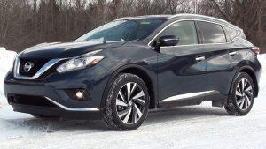 Nissan Murano 2018: vanguardia en estilo y tecnología