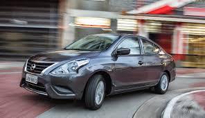 Nissan Versa Sedán 2018: lindo diseño, buen espacio y gran comodidad