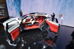 Auto Show de Detroit 2018: Nissan XMotion Concept, Nissan nos muestra su futuro diseño