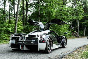 Wallpapers semana 556: Autos de Pagani
