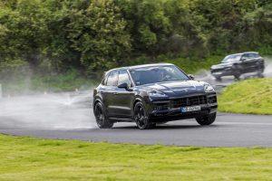 Porsche Cayenne 2018: Más potencia, menor peso y mejoras dinámicas