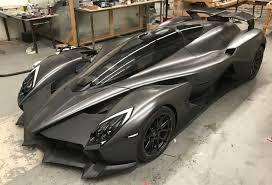 Tachyon Speed: un hiperdeportivo, desde California llega un eléctrico de 1.268 CV