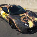 Imágenes de autos Ferrari