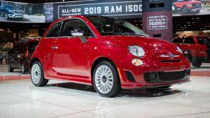 Auto Show de Chicago 2018: Fiat 500 Turbo 2018
