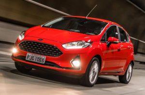 Ford Fiesta Sedán 2018: ahora en su séptima generación