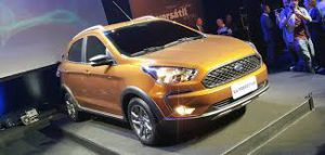 Ford KA Freestyle, una versión aventurera.
