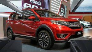 Honda BR-V 2018, presentación de la nueva SUV