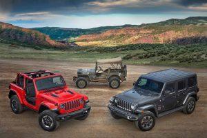 Jeep Wrangler 2018: renovación a fondo