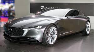 Mazda Vision Coupé: el Auto Concepto Más Bello de 2018