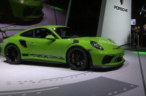 Salón de Ginebra 2018: Porsche 911 GT3 RS 2019, el 911 atmosférico más potente