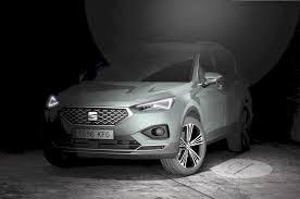 Tarraco se llamará la nueva SUV de SEAT.