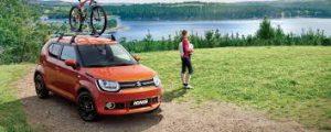 Suzuki Ignis 2018: juvenil, llamativo y con ciertos tintes aventureros