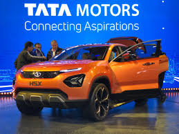 Tata H5X Concept, una SUV de bajo precio y con genes de Jaguar-Land Rover