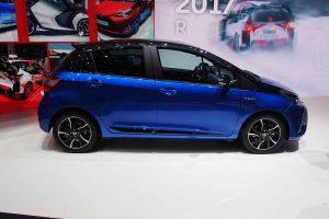 Toyota Yaris Hatchback 2018: grandes cambios para continuar su exitosa vida