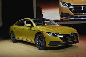 Salón de Chicago 2018: Volkswagen Arteon 2019, más lujo y estilo.