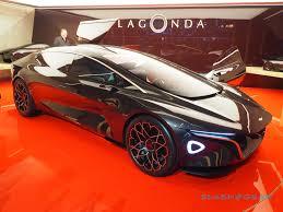Salón de Ginebra 2018: Aston Martin Lagonda Vision Concept, el futuro según los británicos