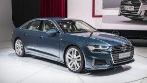 Auto Show de Ginebra 2018: Audi A6 2019, ahora una nueva generación.