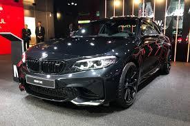 Salón de Ginebra 2018: BMW M2 Black Shadow Edition, oscuro y poderoso
