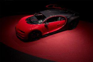 Salón de Ginebra 2018: Bugatti Chiron Sport, más rápido, ligero y exclusivo