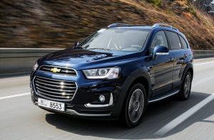 Chevrolet Captiva 2018: excelente relación precio/equipamiento