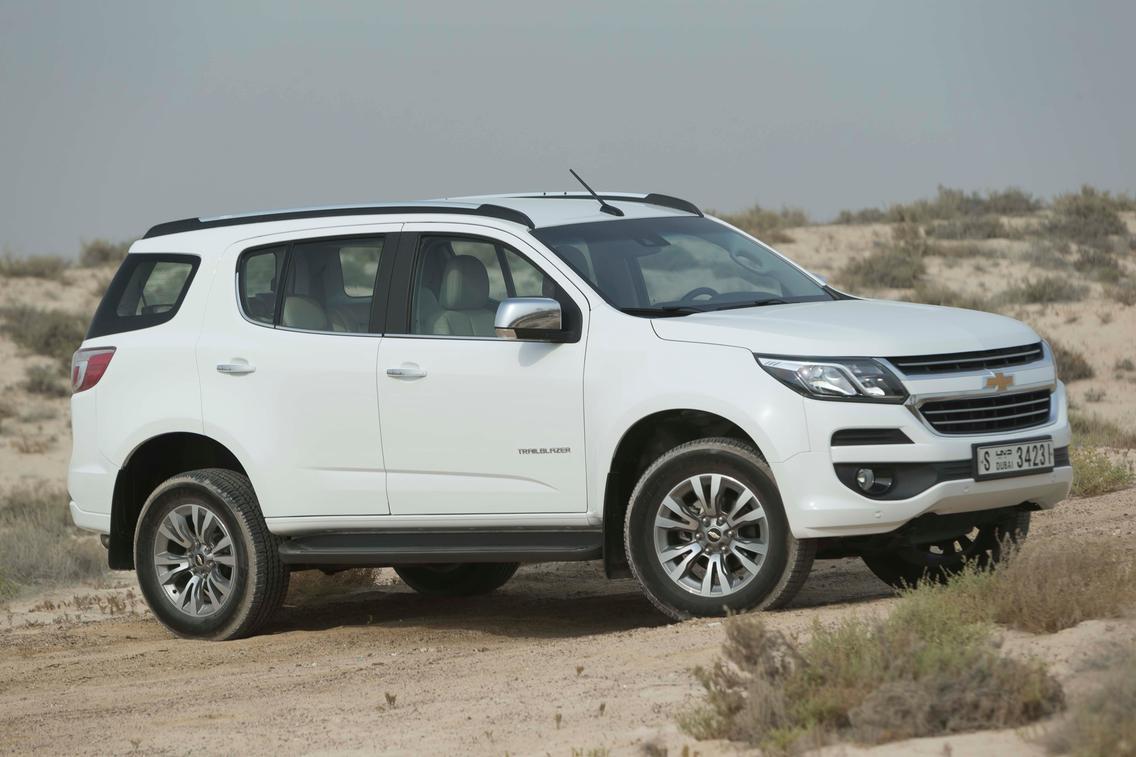 Pilot 2018 Honda Precio >> Chevrolet Trailblazer 2018: capacidad, comodidad y confort.   Lista de Carros