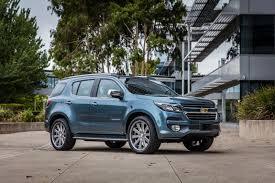 Chevrolet Trailblazer 2018: capacidad, comodidad y confort ...