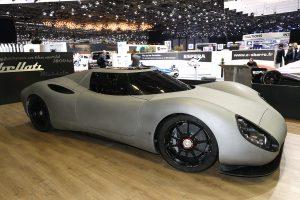 Salón de Ginebra 2018: Corbellati Missile, el posible auto de producción más rápido del mundo.