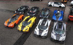 Imágenes de carros Koenigsegg