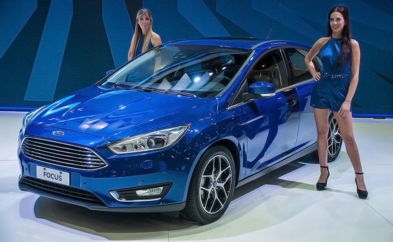 Ford Focus Hatchback 2018 Ahora Con Equipamiento De Clase