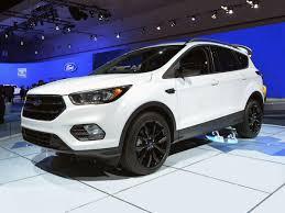 Ford Escape 2018: mejor diseño y más equipamiento