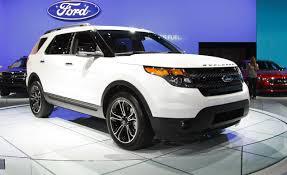 Ford Explorer 2018: musculoso, poderoso y agresivo