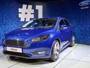 Ford Focus Sedán 2018: atractivo y muy equipado.