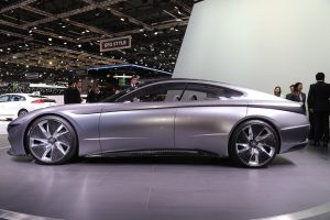 Auto Show de Ginebra 2018: Hyundai Le Fil Rouge Vision Concept, el futuro diseño coreano