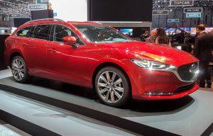 Mazda 6 Wagon 2019, un familiar moderno y con motores más potentes y eficientes