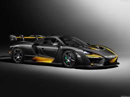 Salón de Ginebra 2018: McLaren Senna Carbon Theme, mucha más exclusividad