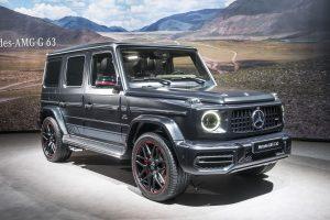 Salón de Ginebra 2018: Mercedes-AMG G63 2019, más hermoso y más radical