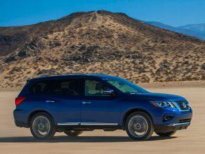 Nissan Pathfinder 2018: elegante, bonita y acuerpada.