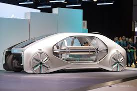 Salón de Ginebra 2018: Renault EZ-GO Concept o la movilidad del futuro lejano