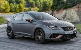 SEAT León Cupra R 2018:el coche de producción más potente y exclusivo de SEAT