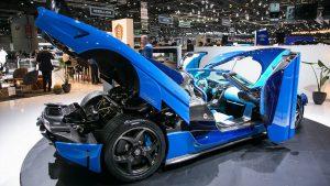 Auto Show de Ginebra 2018 (Imágenes 7)