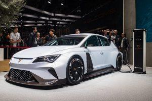 Salón de Ginebra 2018: Cupra e-Racer, el primer eléctrico de competición español