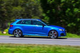 Audi RS3 Sportback 2018: ahora con 400 hp y de 0 a 100 km/h en 4.1 segundos