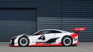 Audi e-Tron Vision Gran Turismo: del videojuego a ser un auto real con 815 CV